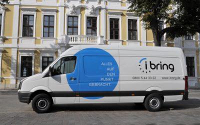 i-bring – die logistische Lösung für den Privathaushalt und den stationären Handel