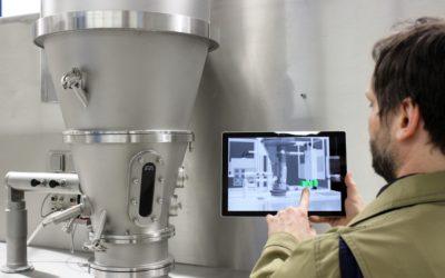 2. Platz 2017 Der digitale Zwilling in der Produktion – Assistenzsystem für Instandhaltung
