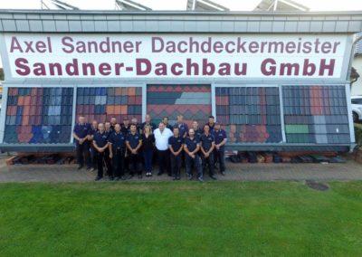Sandner Dachbau GmbH 2016