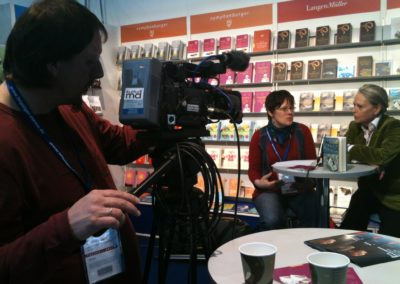 kulturmd Interview Buchmesse Leipzig