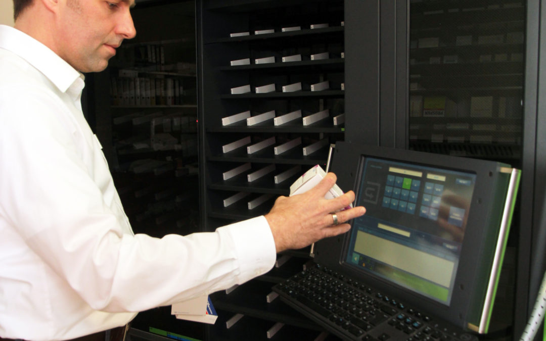 Optimierung der Kundenbetreuung durch Digitalisierungsmaßnahmen in der Apotheke am Bauhaus