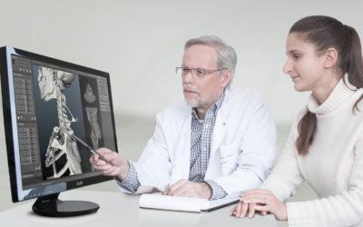 Medizinische Bilddaten in 3D erleben
