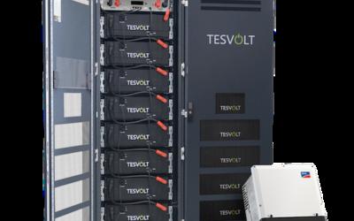 TESVOLT GmbH – In drei Jahren vom Start-Up aus Lutherstadt Wittenberg, zum internationalen Unternehmen