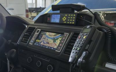 polaris – smarter Funkstreifenwagen / Lösungen für die Polizei der Zukunft