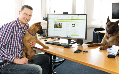 Die internationale Hundesportplattform working-dog.