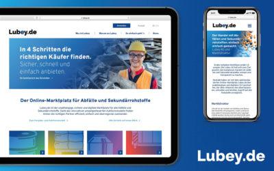 Durch Digitalisierung zum Müllionär werden mit Lubey.de