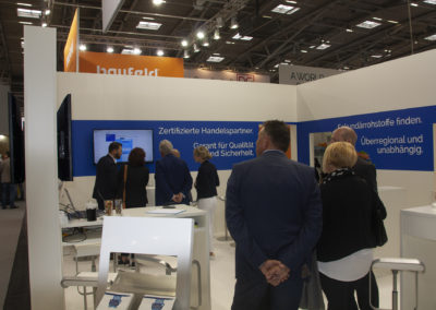 Messestand IFAT 2018