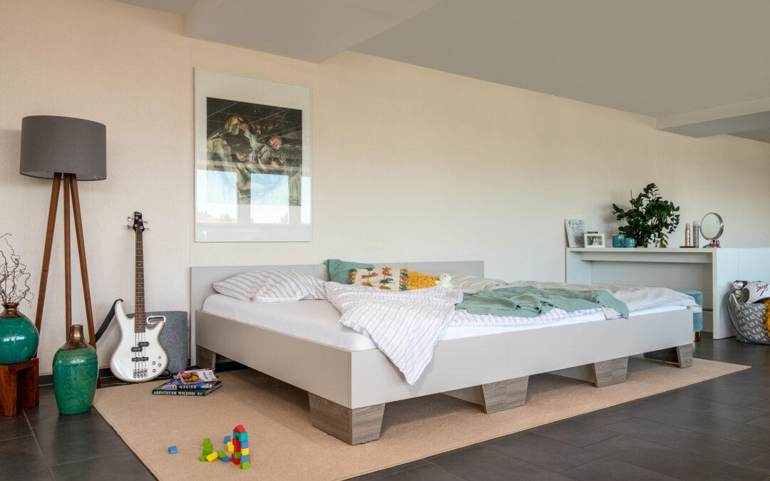 Liegewiese – Das Familienbett